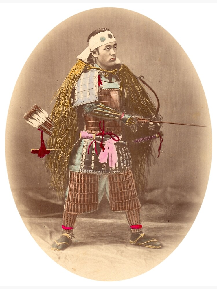 Samurai Archer by Fletchsan