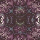 Kaleidoscope Rose by Julie Shortridge