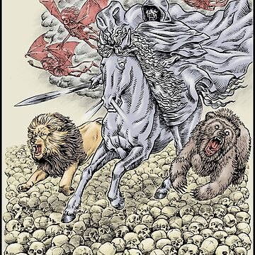 Pale Rider (tinted version) by wonder-webb