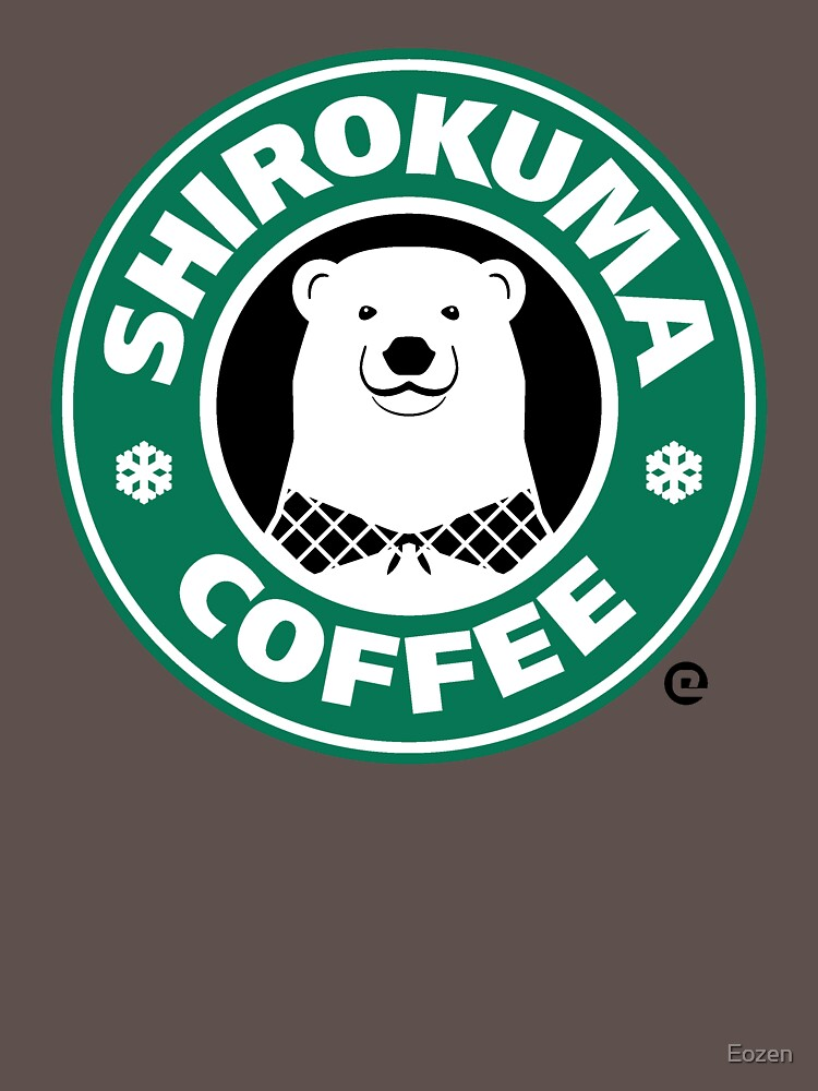 Shirokuma Coffee | Unisex T-Shirt