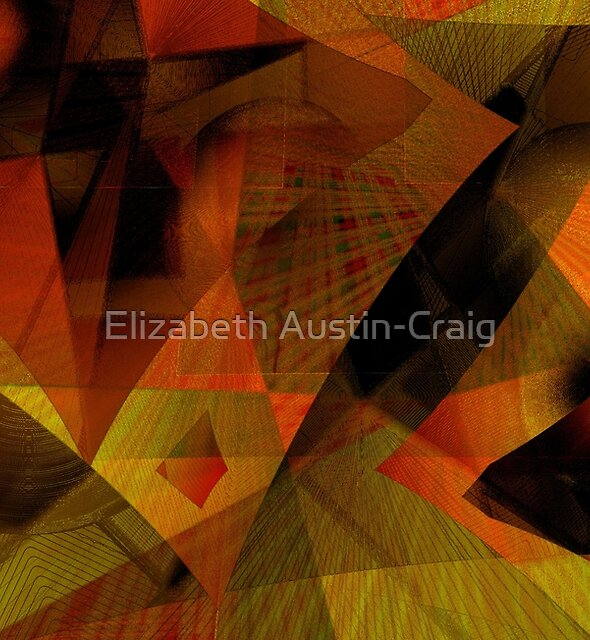 Teuchter Tartan by Elizabeth Austin-Craig