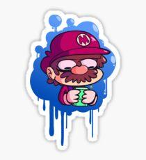 Mario & Gameboy Sticker