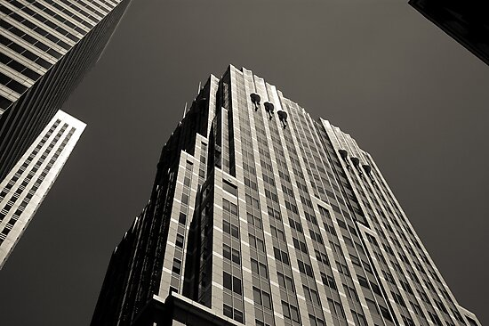 Street Level 3 by Alex Shiels