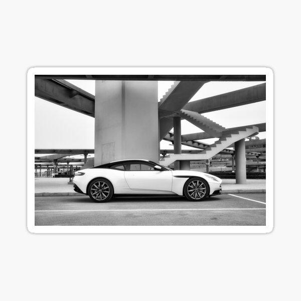 Aston Martin Db11 Sticker By Shahzadsheikh Redbubble