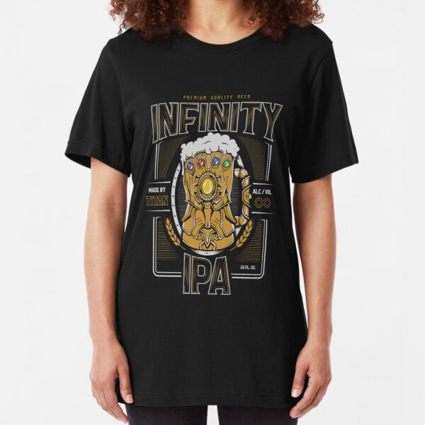 Infinity IPA Slim Fit T-Shirt