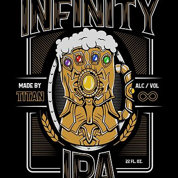 Infinity IPA by AMDY