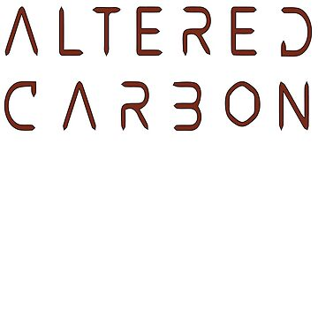 ALTERED CARBON by lionking82