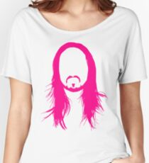 Steve Aoki - Color Women's Relaxed Fit T-Shirt