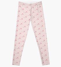 Flamingo's yo-yo Leggings