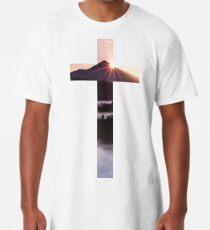 Camiseta larga Christian Cross