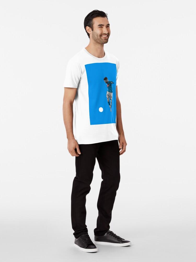 Alternate view of Lorenzo Insigne - Napoli Premium T-Shirt