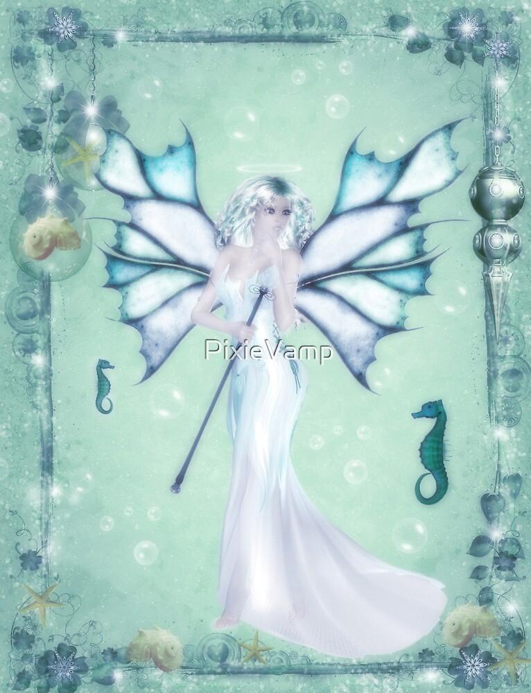 Sea Foam Fairy by PixieVamp