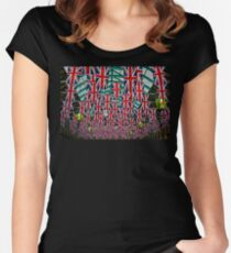 Patriotic Women's Fitted Scoop T-Shirt