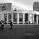Metro Station - Alekseevskaya by rsangsterkelly