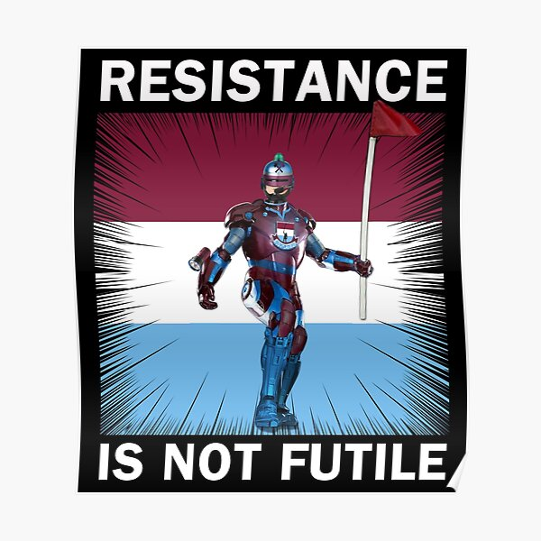 Robo Flagman Poster