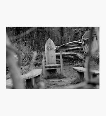 Once Upon a Time Photographic Print