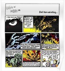 Calvin - The Creator Poster