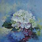 Loving hydrangea by Elena Oleniuc