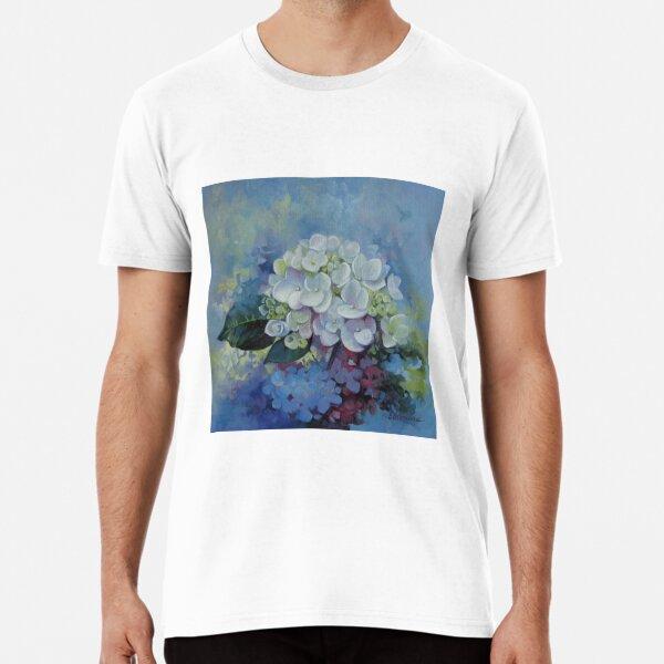 Loving hydrangea Premium T-Shirt