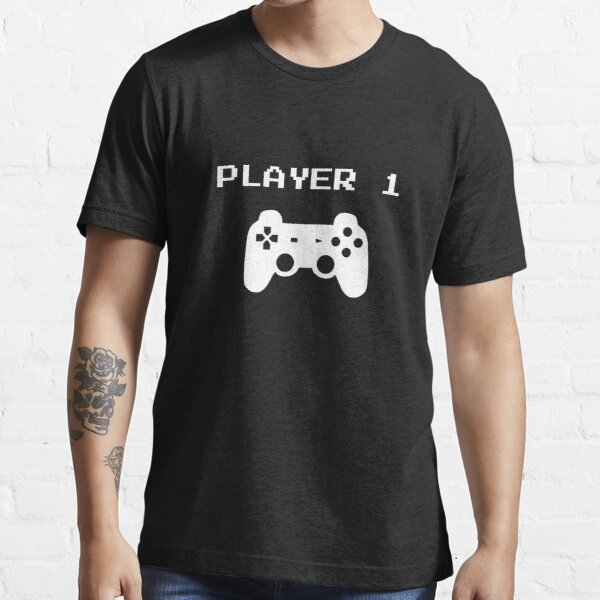 Player 1 Controller Essential T-Shirt