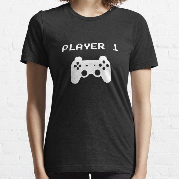 Player 1 Controller Essential T-Shirt
