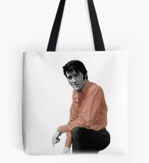 The King Rocks On XLVII Tote Bag