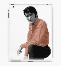Der König rockt auf XLVII iPad-Hülle & Klebefolie