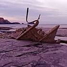 DRY WRECK by andrewsaxton
