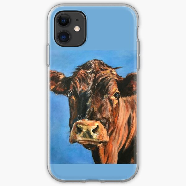Ermintrude iPhone Soft Case