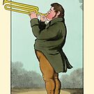 The Paradoxical Trumpeter by Gianni A. Sarcone