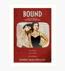 Bound - Wachowski brothers Lámina artística
