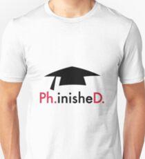 PhD Unisex T-Shirt