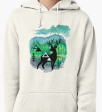 Stag Pullover Hoodie
