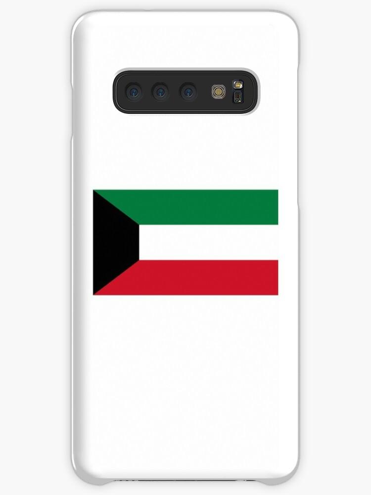 'KUWAIT, Flag of Kuwait, Kuwaiti Flag, Persian Gulf states' Case/Skin for  Samsung Galaxy by TOM HILL - Designer