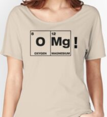 iZombie - OMg! Women's Relaxed Fit T-Shirt