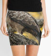 Wahlberg's Eagle Mini Skirt