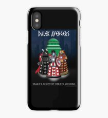 Marvel at the Su-WHO-per-heroes iPhone Case/Skin