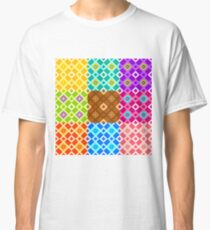 Color patterns Classic T-Shirt