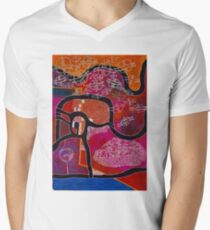 Elephant Maps or Google Maps T-Shirt