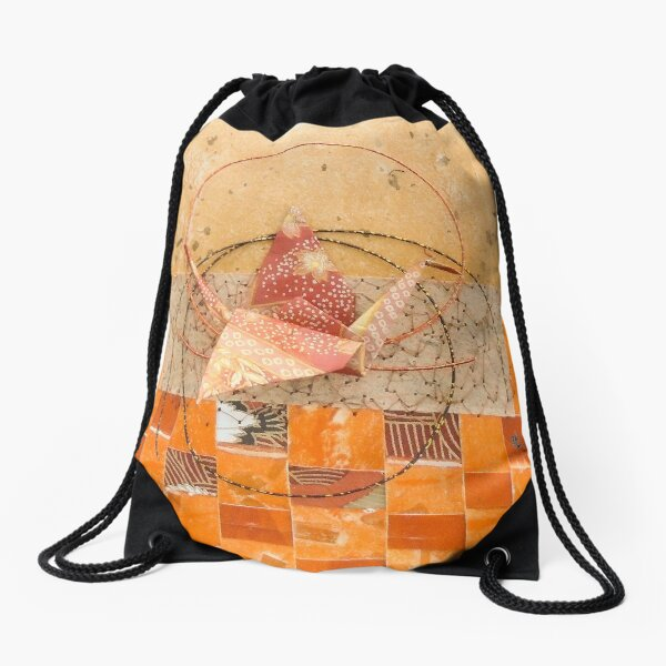 A Gift from the Stars Drawstring Bag