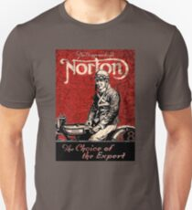 Norton Vintage Motorcycles UK Unisex T-Shirt