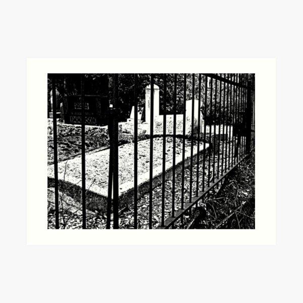 No Escape Art Print