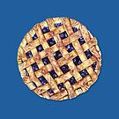 Blueberry Pie by Gianni A. Sarcone