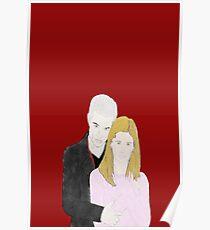 Buffy + Spike Poster