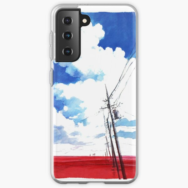 Near Fourth Impact LCL Sea Samsung Galaxy Soft Case