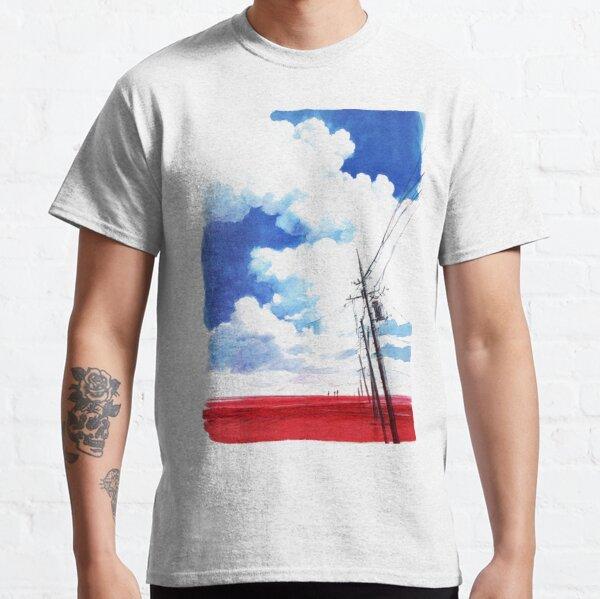 Près du quatrième impact LCL Sea T-shirt classique