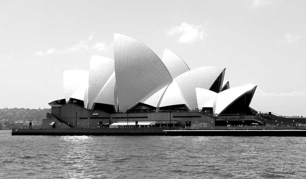 Sydney Opera House 2 by Paige