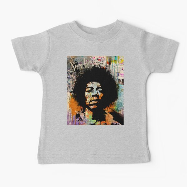 GUITAR GOD #4 on dictionary page Baby T-Shirt