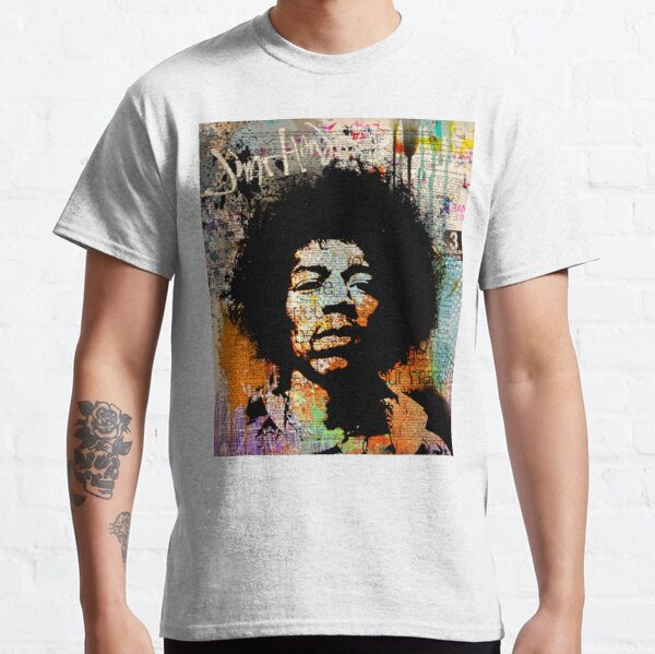 GUITAR GOD #4 on dictionary page Classic T-Shirt
