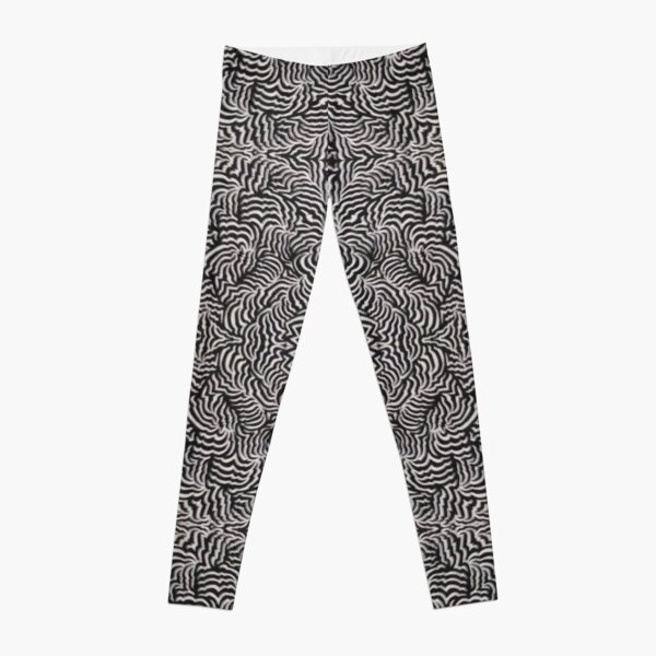 The Space In Between Asymmetrical Polarizations Leggings